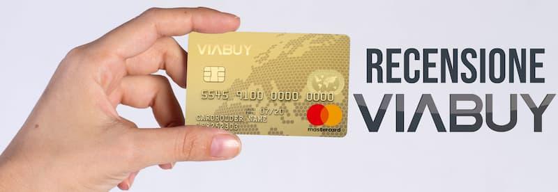 Recensione carta di credito Viabuy