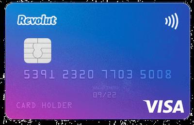 Revolut carta di credito