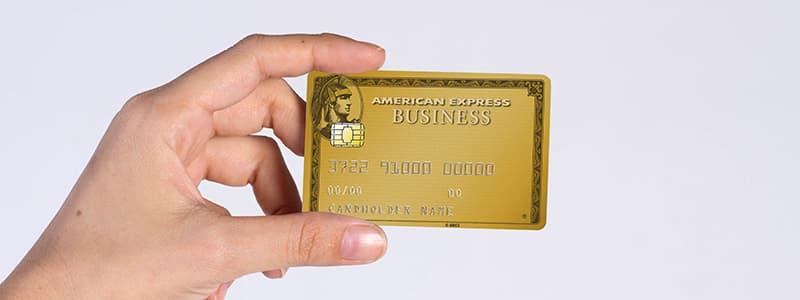 Carta credito oro American Express